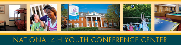 4 H Youth Conference Center