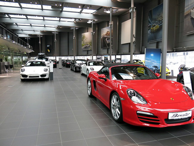 A Tour Of The Porsche Museum In Germany