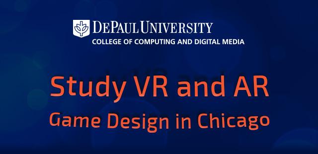 Study Game Design at DePaul College of Computing and Digital Media (CDM)