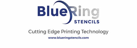 BlueRing Stencils