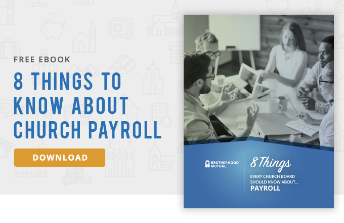 8 Things Every Church Administrator Should Know About Payroll