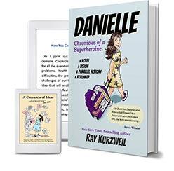 Danielle book cover