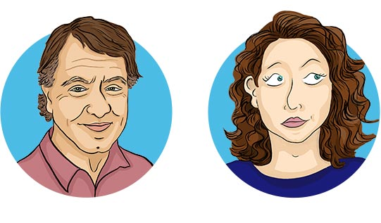 Ray and Amy: a Kurzweil collaboration