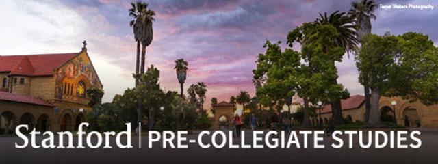 Stanford|Pre-Collegiate Studies