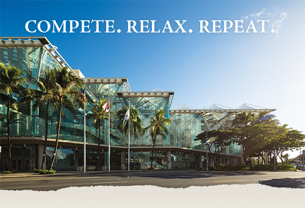 COMPETE. RELAX. REPEAT.