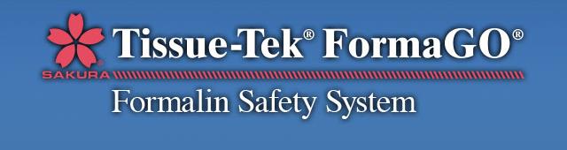 Tissue Tek FormaGO Formalin Safety System