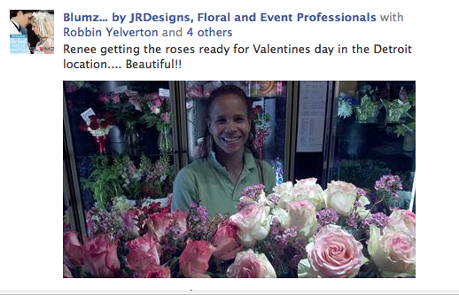 Saf wednesday e brief feb 12 2014 for Log cabin florist bakersfield