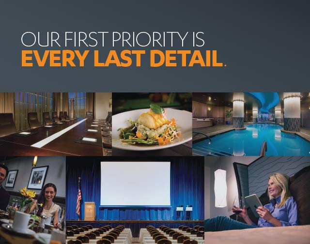 Our First Priority is Every Last Detail.