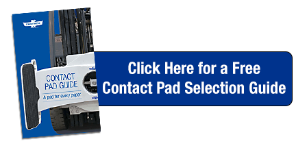 Free Contact Pad Guide Button