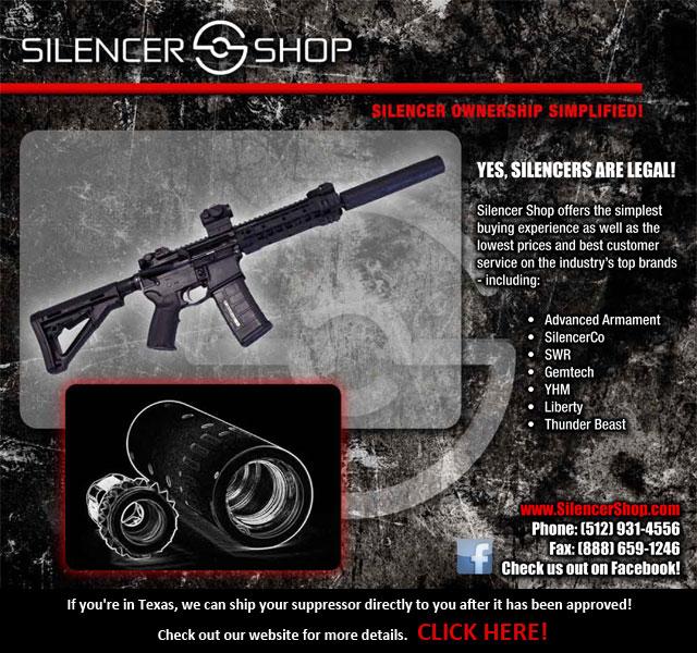 Silencer Shop