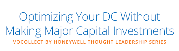 Optimizing Your DC Without Making Major Capital Investments