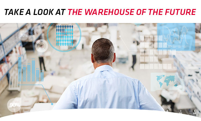Take a Look at The Warehouse of the Future