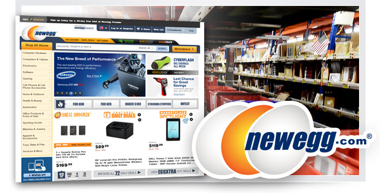Newegg boosts productivity with voice